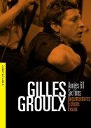 Jaquette Coffret Gilles Groulx, 6 films